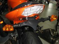 ZAP fender eliminator - Kawasaki Z750/1000 '07-'08