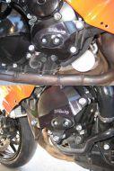ZAP Engine Cover - Kawasaki ZX10R '06-'08